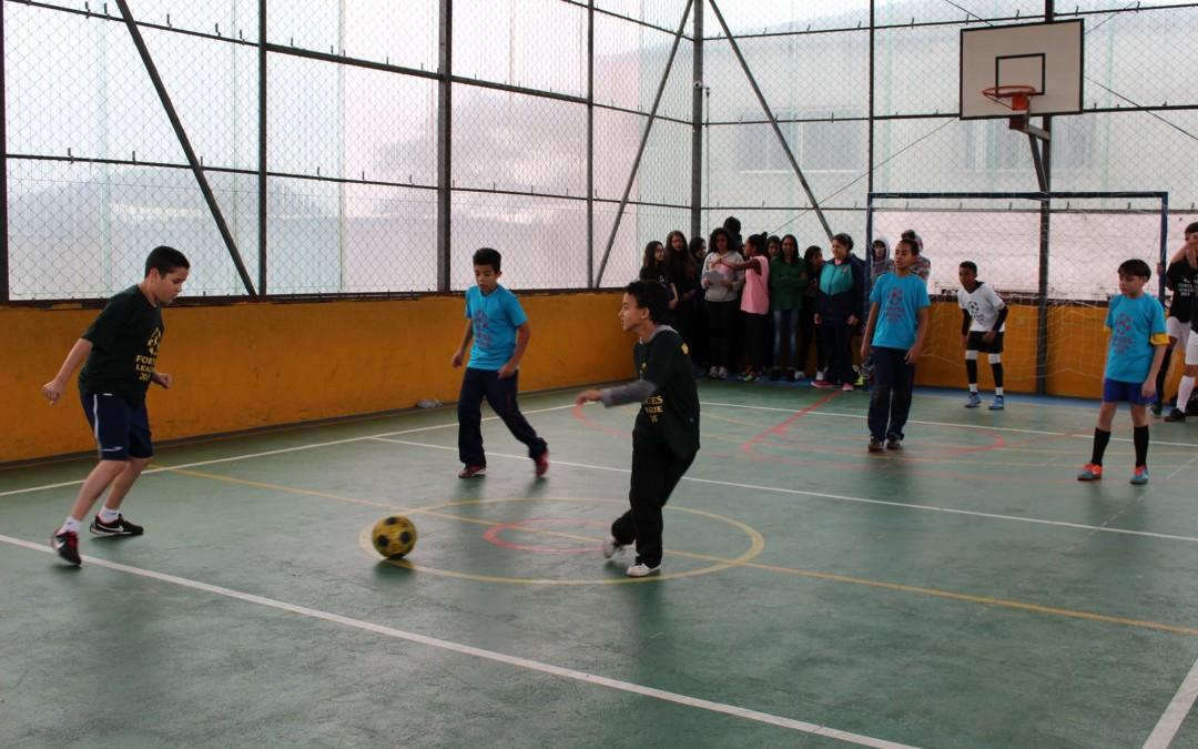 Campeonato de Futebol 2015 – 2º Dia