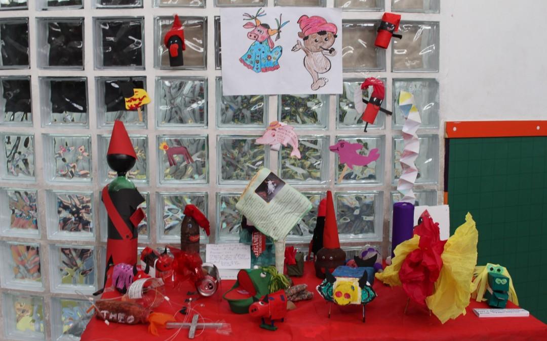 Exposição Folclore – Ed. Infantil A e Jardim B