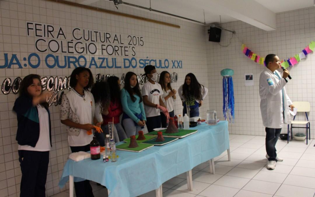 Feira Cultural 2015
