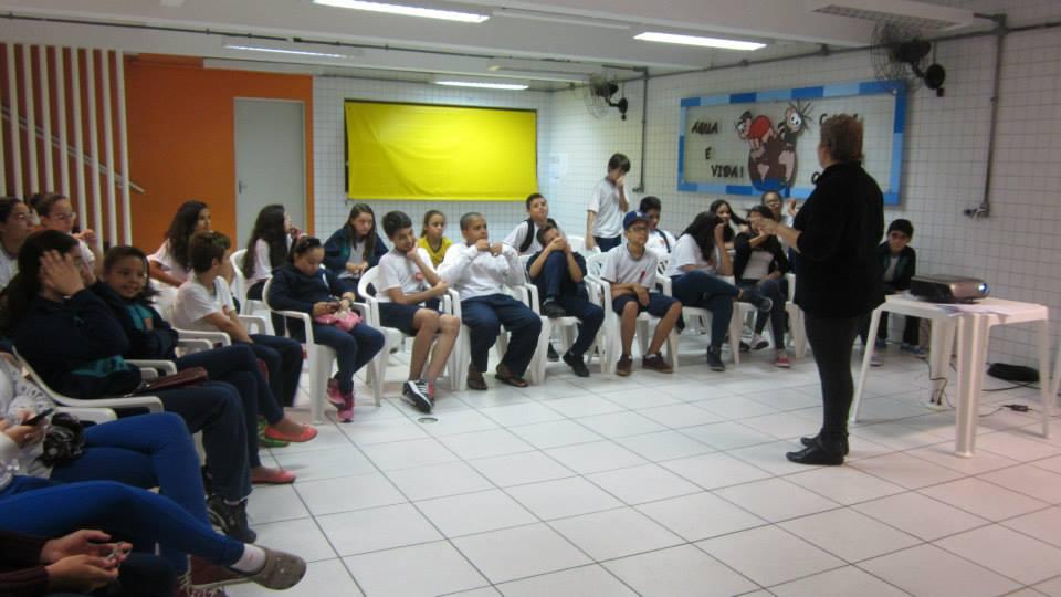 Projeto Jovens de Futuro