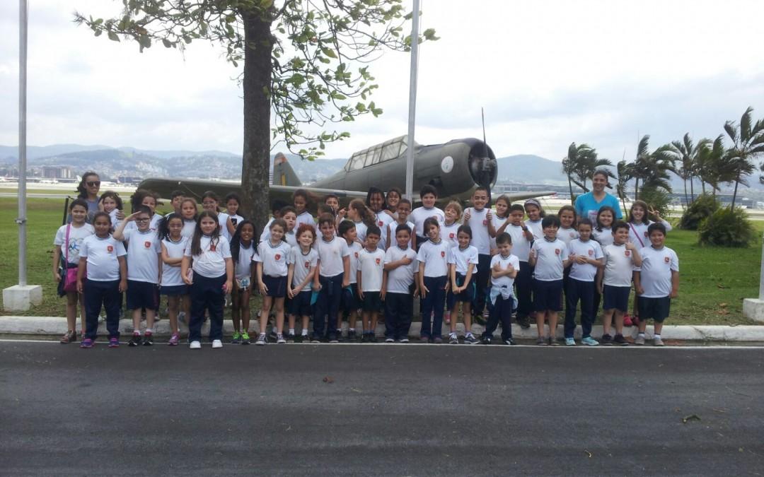 Excursão Base Aérea de São Paulo