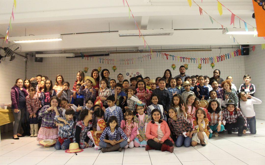 Festa na Roça – 2º ao 5º ano