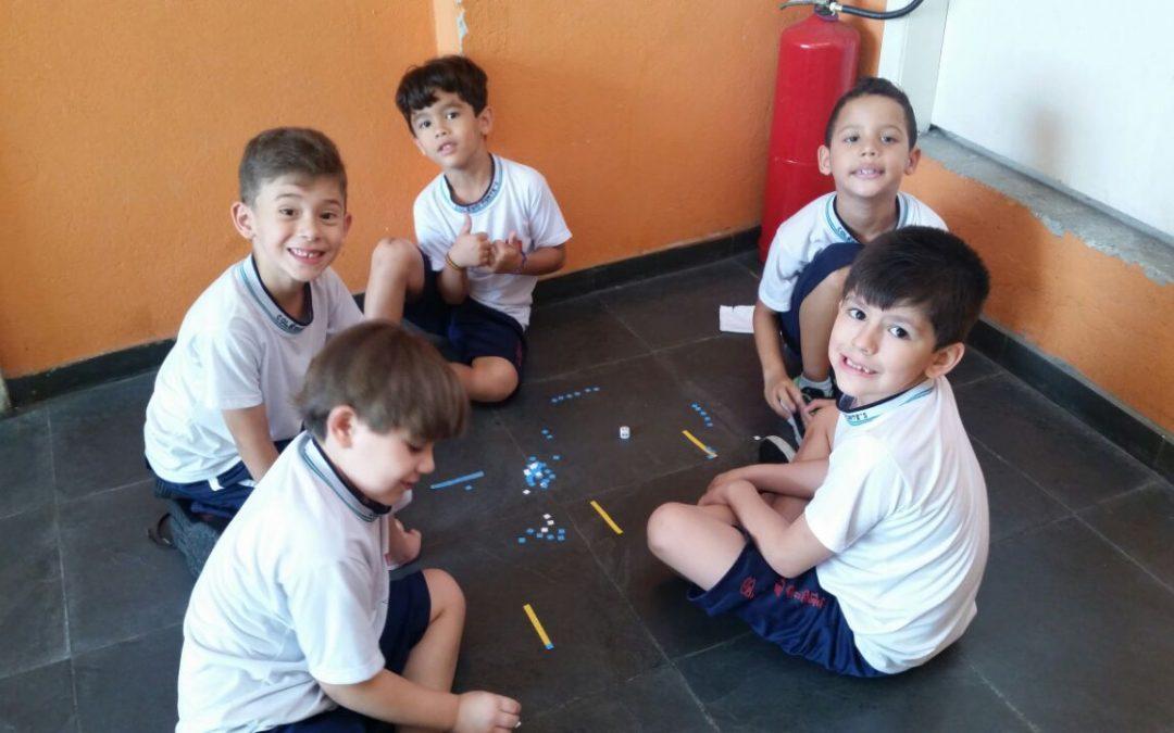 Jogo de Matemática – 1ºB