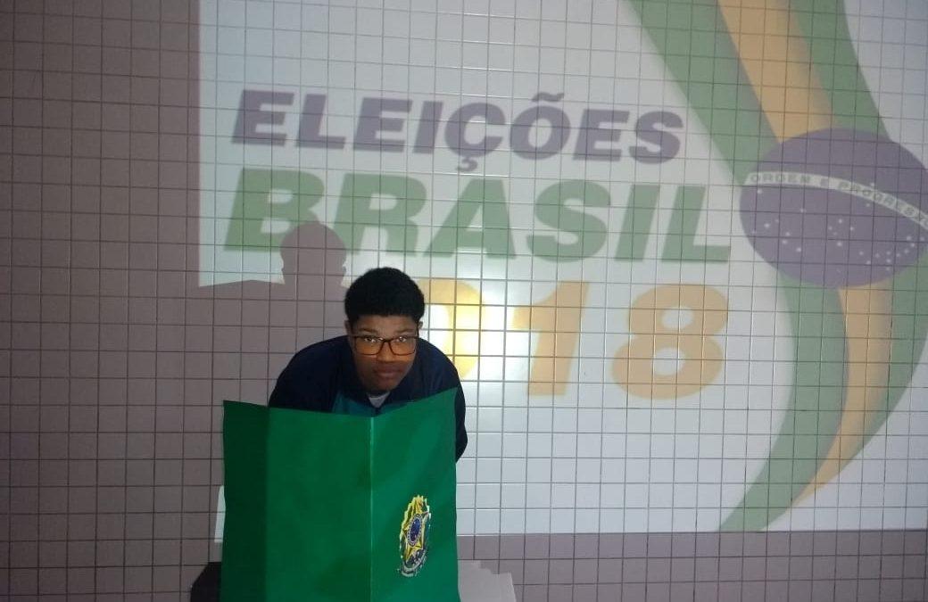 Eleições 2018 no Colégio Forte`s