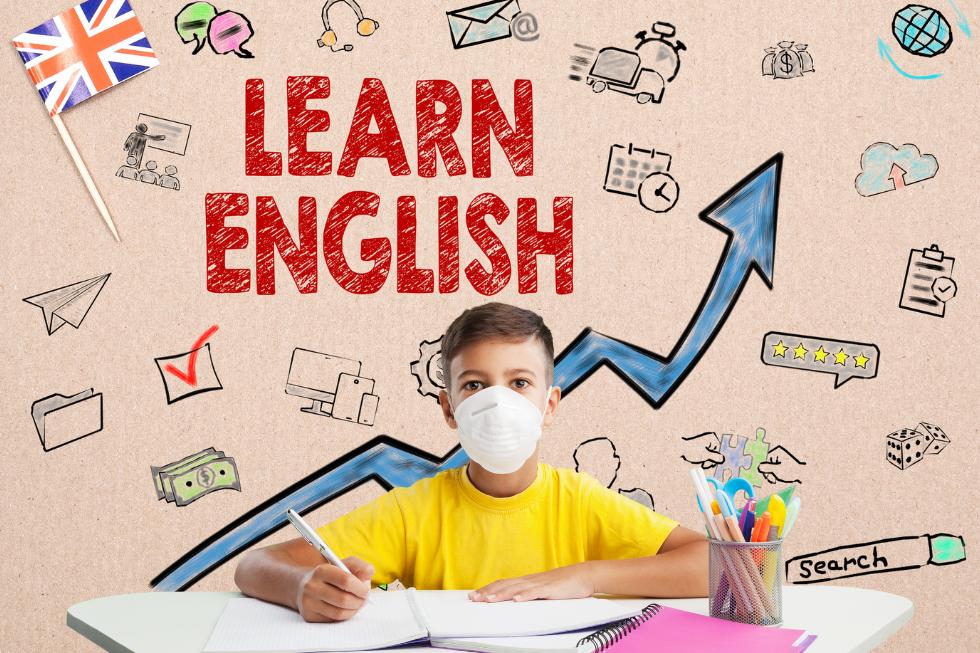 Inglês com carga horária estendida